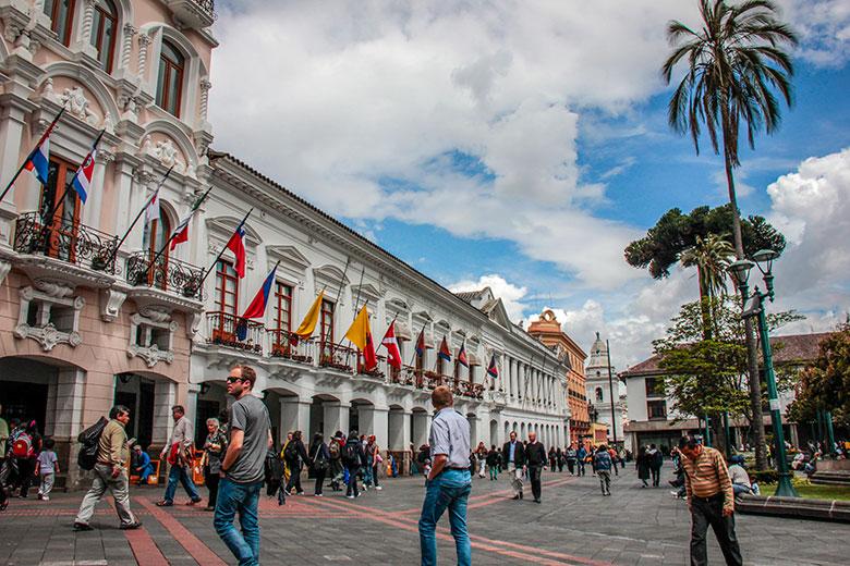 cidades baratas para viajar - Quito, Equador