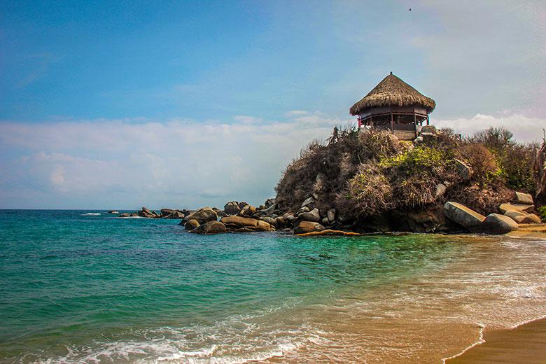 Santa Marta - turismo - Colômbia