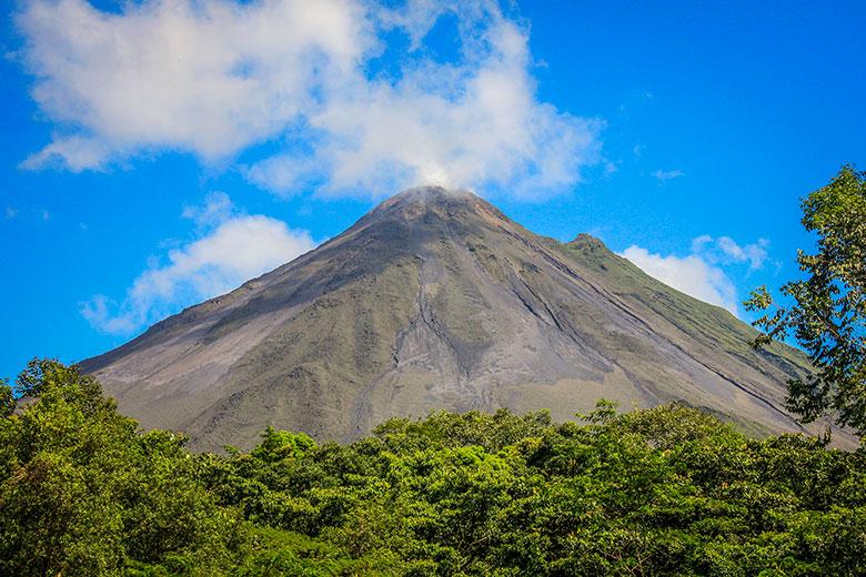 Costa Rica - Roteiro de viagem - Vulcão Arenal