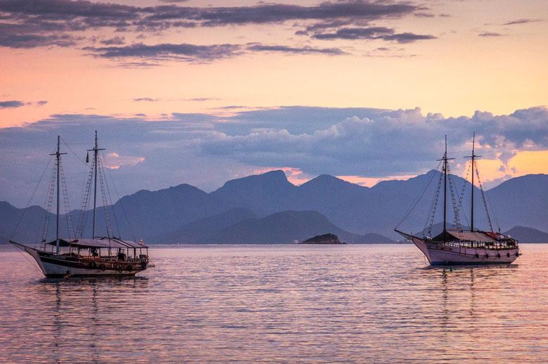 Ilha Grande - viagem pela Costa Verde