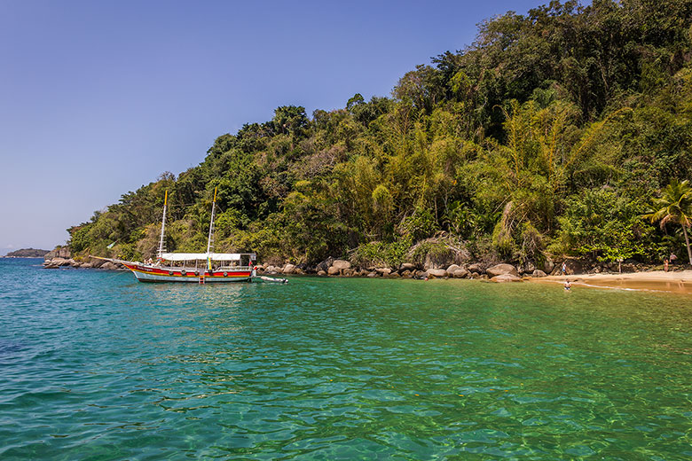 Paraty - Praias na Costa Verde