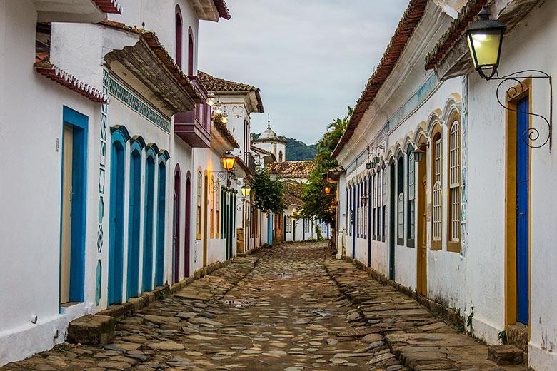 Paraty - Roteiro pela Costa Verde